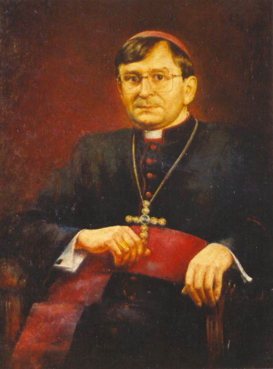 Arcybiskup, 1997, 80x60