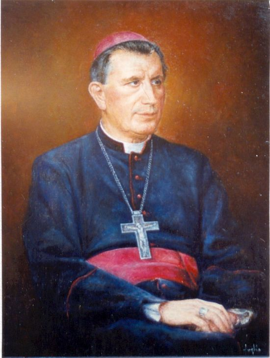 Biskup, 1997, 81x61