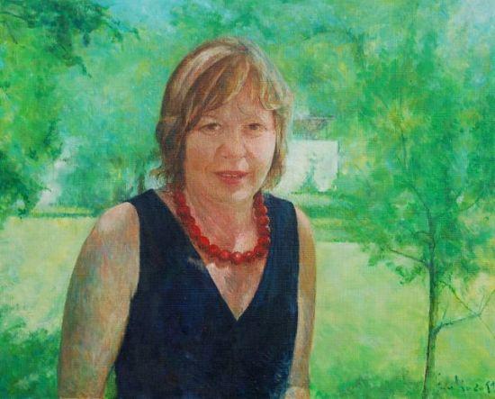 Danusia, 2011, 50x50