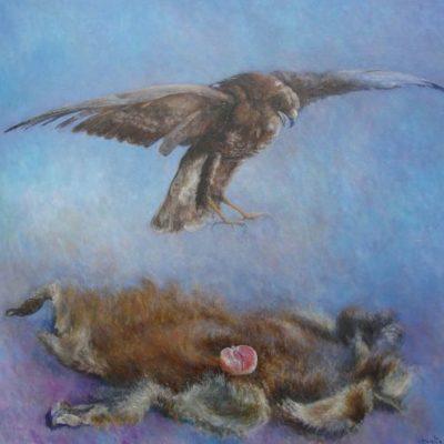 Figle wyobraźni, 2006, 105x90