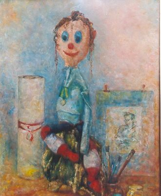 Marceli malarczyk, 1997, 100x80