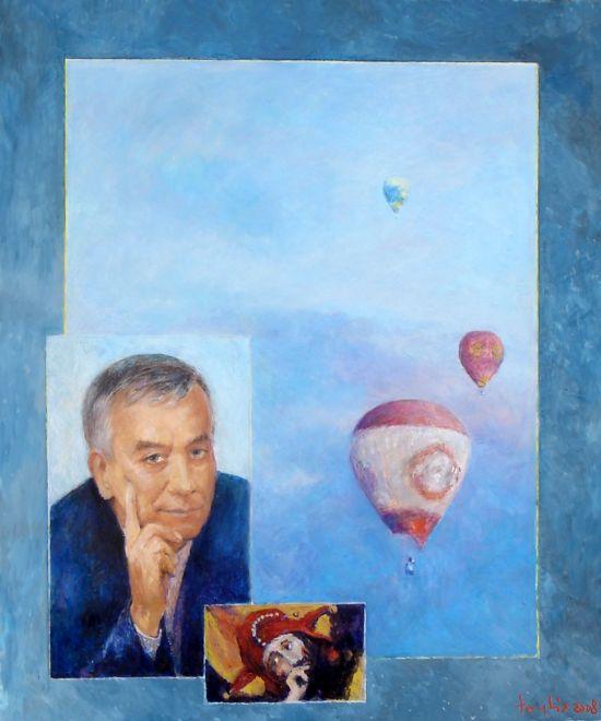Marzenia, 2008, 60x50