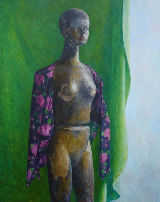 Melancholia, 2006, 100x81
