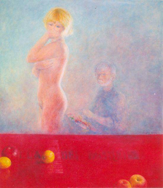 Miłość, 2005, 80x70