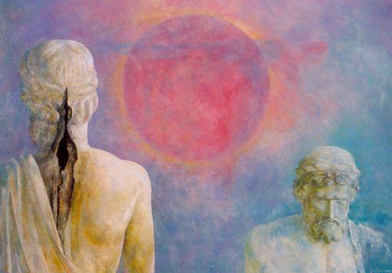 Nadzieja, 2005, 100x140