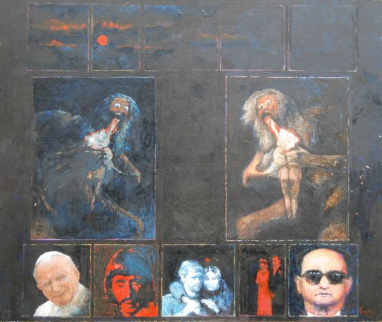 Negatyw, 2010, 50x60