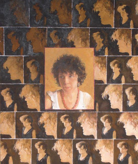Obserwacja, 2008, 60x50