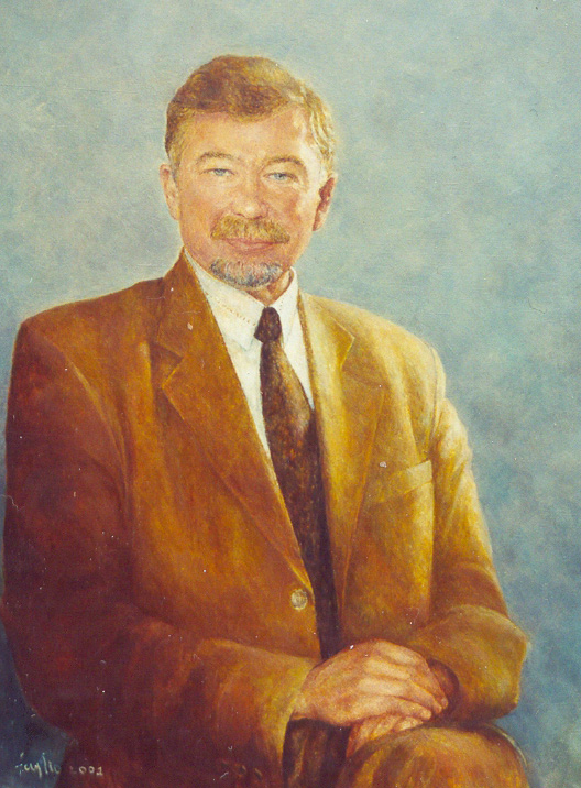 Pan Masłowski, 2001, 80x60