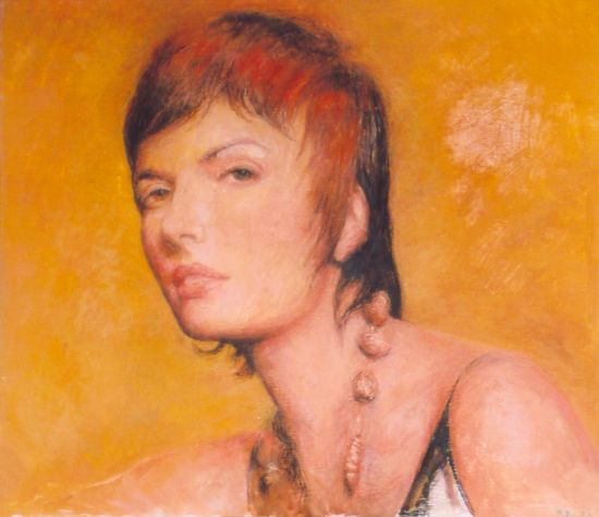 Pani Dorota, 2005, 30x43