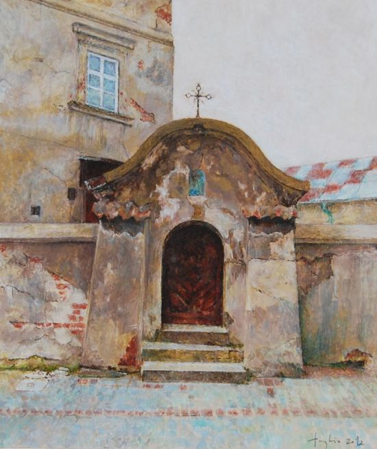 Ulica Jezuicka, 2012, 60x50
