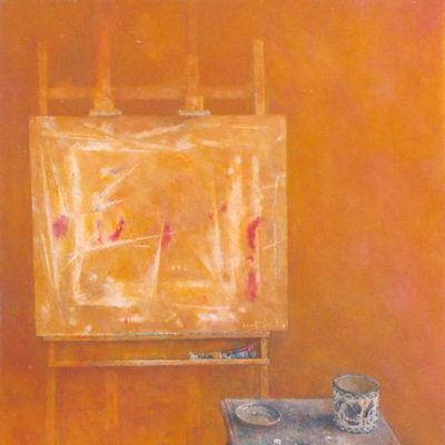 W drodze do sławy, 2006, 110x90