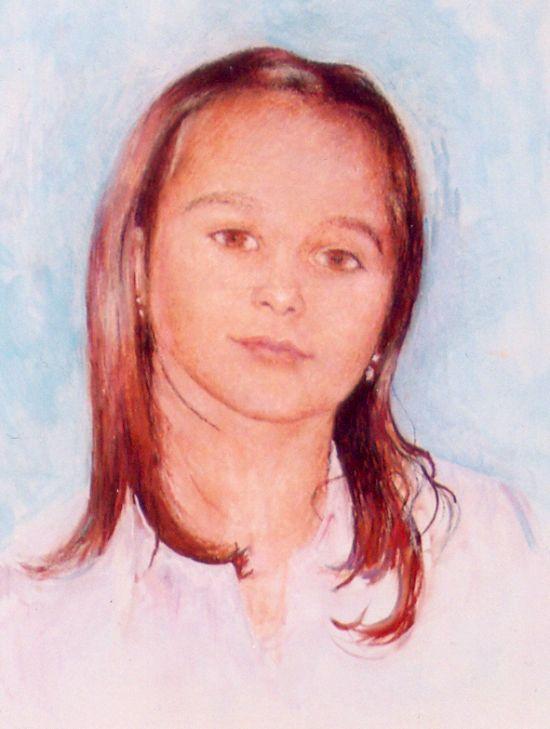 Weronika, 2006, 40x30