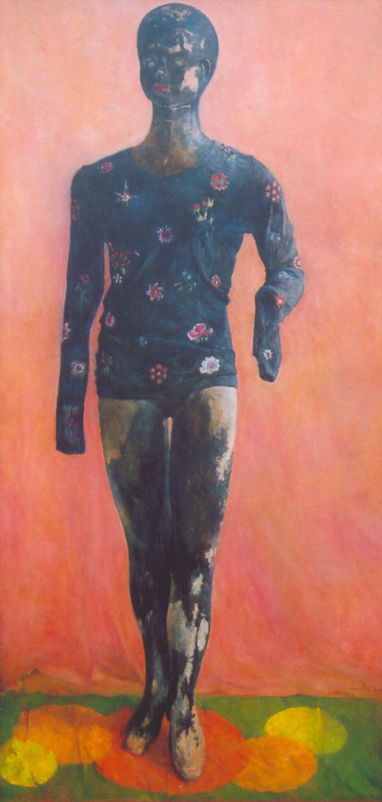 Zauroczenie, 2006, 120x60